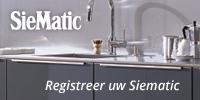 Registreer uw siematic