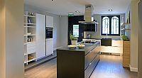 SieMatic Urban Lifestyle keuken, zeer compleet