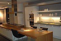 Zeer luxe en unieke SieMatic eiland keuken