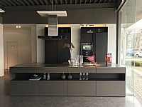 SieMatic eilandkeuken Umbra / Oak black