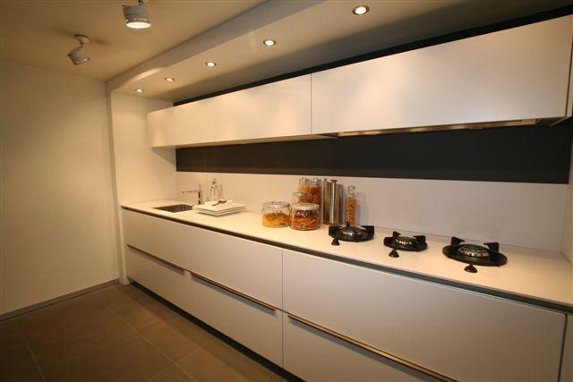 Keuken rechte keuken aanbieding : SieMatic Showroomkeukens : Siematic ...
