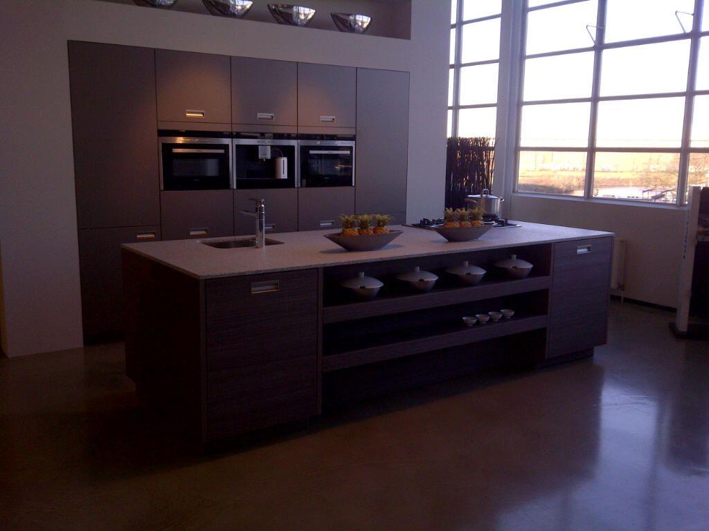 ... aanbiedingen  Siematic luxe design eilandkeuken [40395