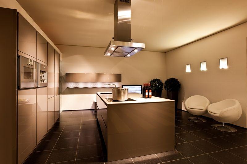 Eilandkeuken Showroomkeuken : SieMatic Showroomkeukens Siematic showroomkeuken