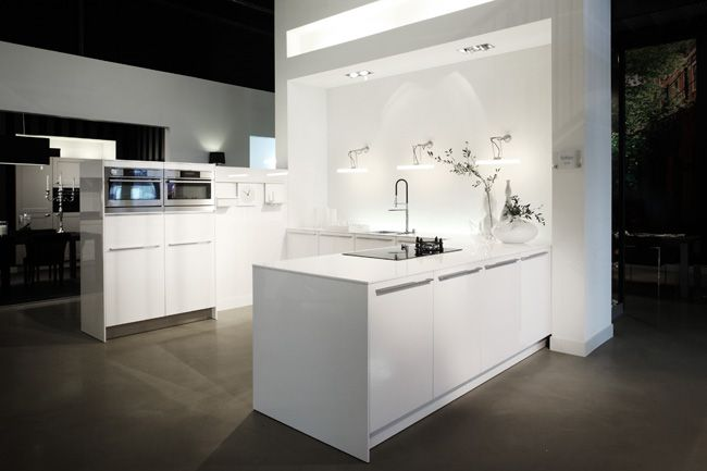 Siematic Witte Keuken.Siematic Showroomkeukens Siematic Showroomkeuken