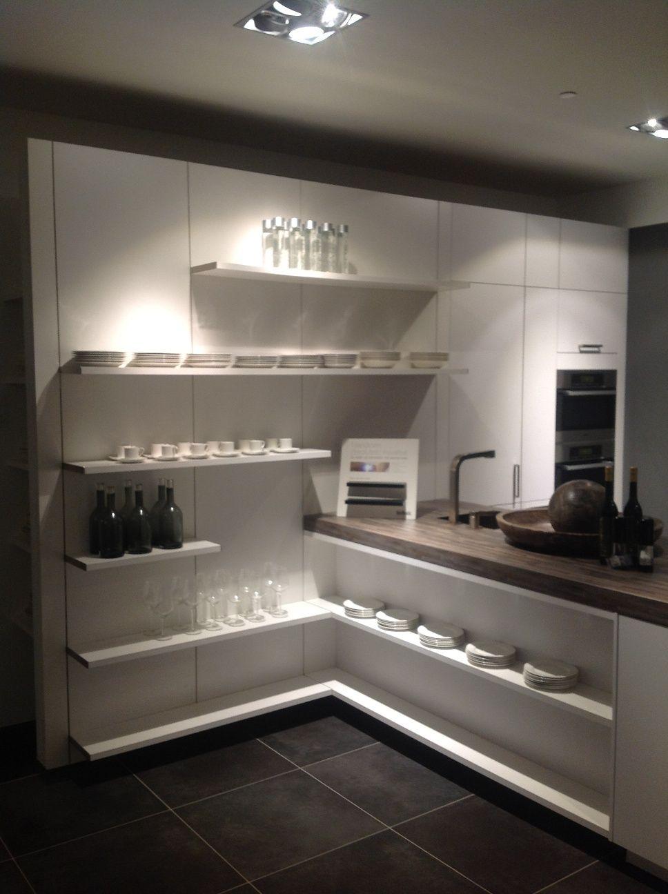 Siematic showroomkeukens siematic showroomkeuken aanbiedingen siematic hightech - Modele en ingerichte keuken ...