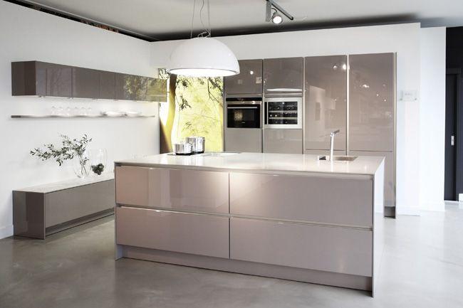 Siematic showroomkeukens siematic showroomkeuken aanbiedingen siematic s2 35514 - Modern keukenmodel ...