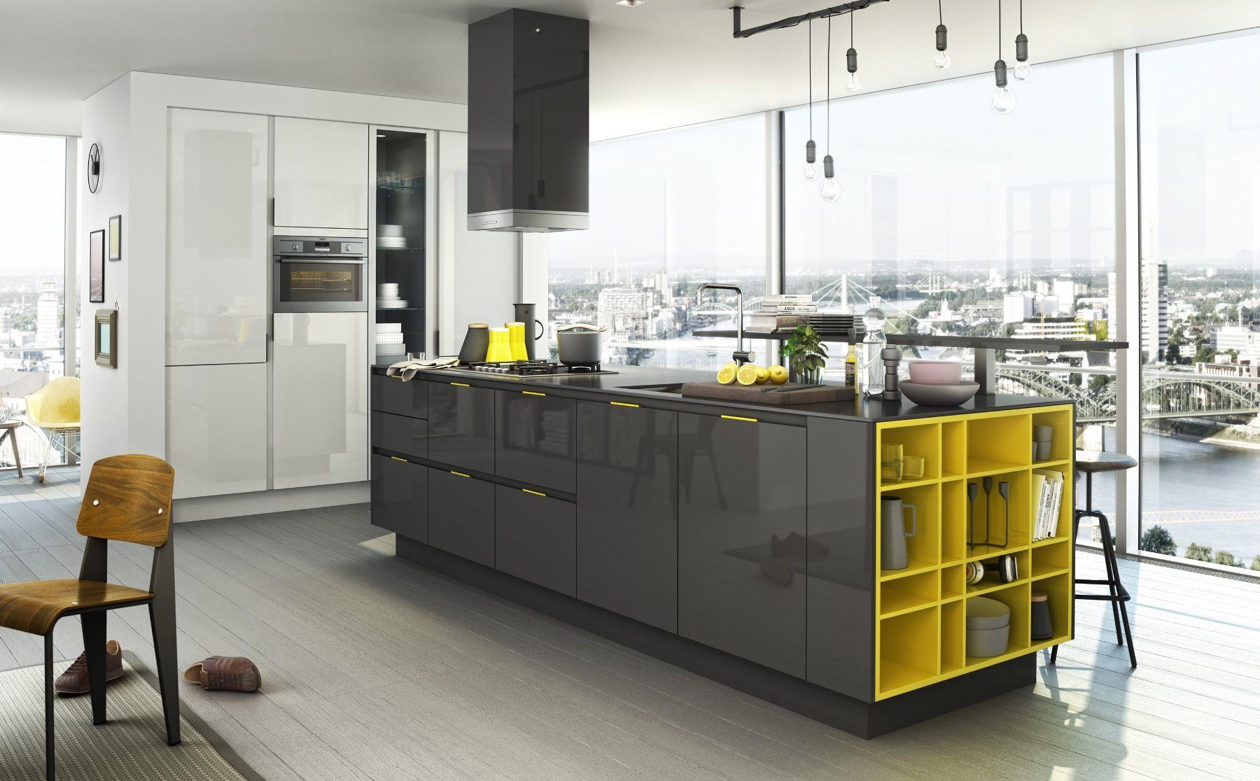 ... aanbiedingen  SieMatic S3. luxe design greeploze keuken [48623