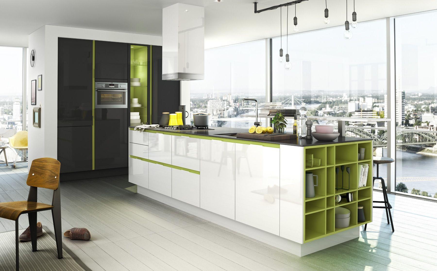 Siematic Keuken Onderdelen : aanbiedingen SieMatic S3. luxe design greeploze keuken [48623