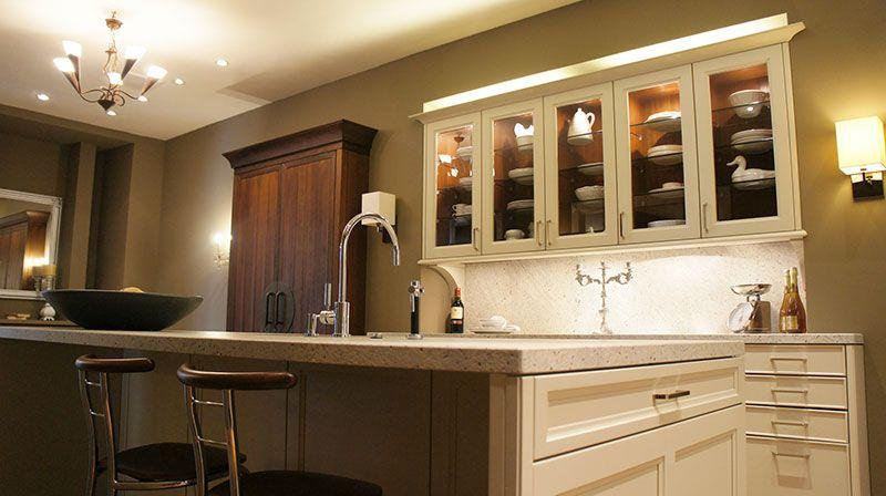 Keuken Met Eiland Landelijk : Siematic showroomkeuken aanbiedingen SieMatic Eiland Keuken [52669