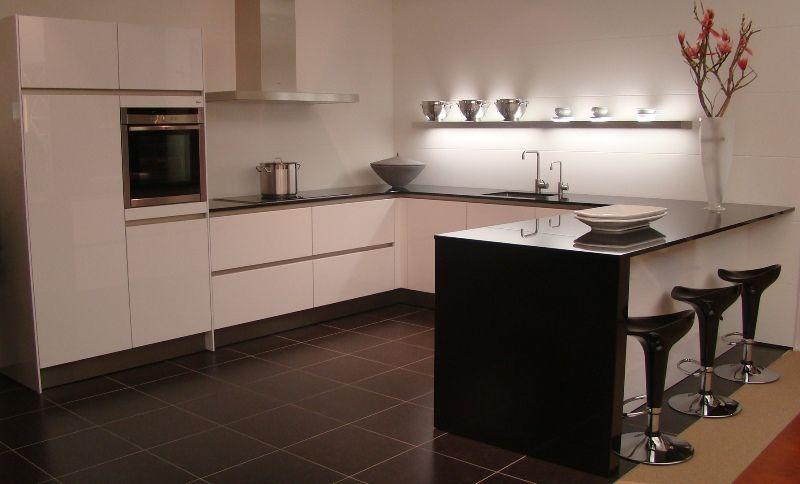Moderne Keukens : ... aanbiedingen Luxe SieMatic keuken in hoogglans ...