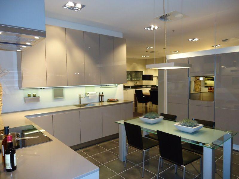 Greeploze Keuken Vaatwasser : SieMatic Showroomkeukens Siematic showroomkeuken