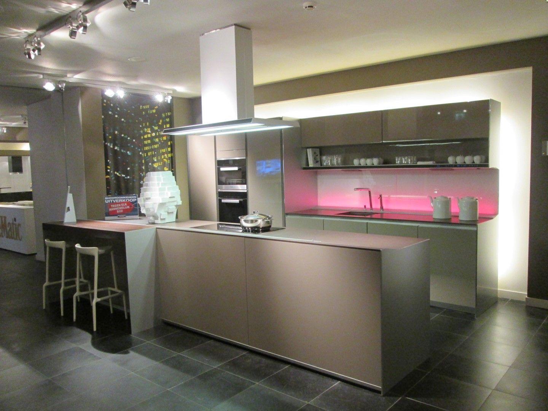 Kastenwand Keuken Te Koop : aanbiedingen SieMatic Exclusive S1 greeploze keuken [53822